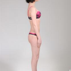 Malvina Thin highs school 18yo girl nude casting Test-Shoots.com