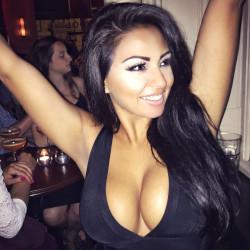 Natasha - nude Desi babe in London , complete party slut